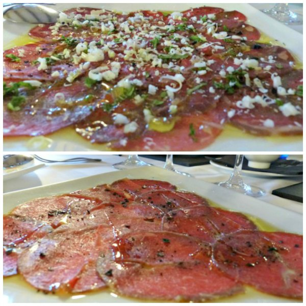 carpaccio Collage