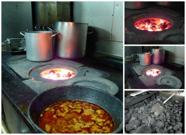 Cr nica de mi visita al restaurante hylogui de las - Cocina de carbon ...