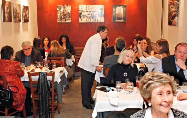 60 Aniversario del Restaurante PAULINO © DIEGO SINOVA