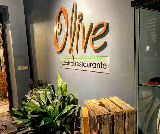 """""""Carne y Atún"""" las joyas del restaurante Olive en Torrelodones..."""