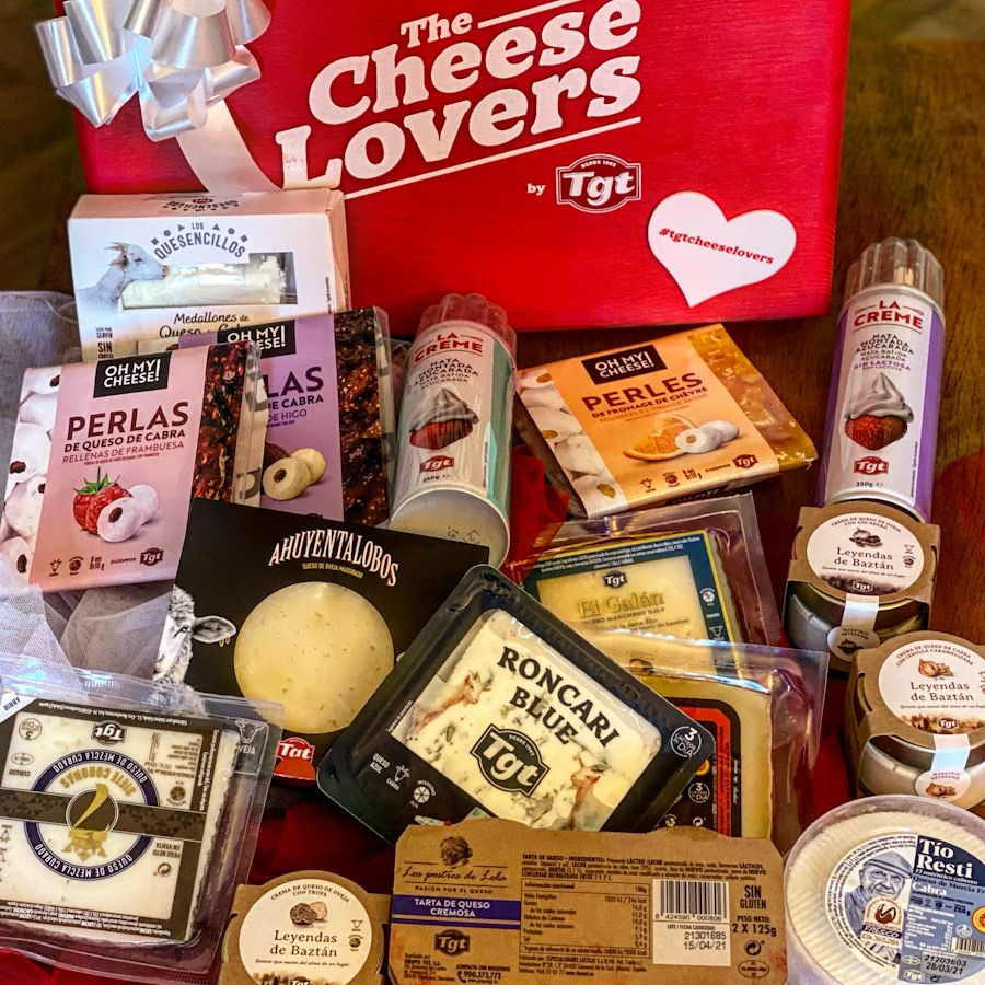 quesos cheese lovers